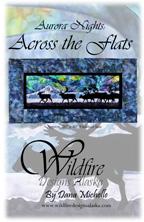 Aurora Nights: Across the Flats Pattern Cover