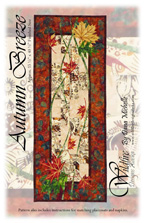 Autumn Breeze Pattern Cover