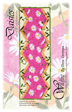 Daisies Pattern Cover