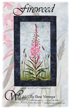 Fireweed Pattern  Cover
