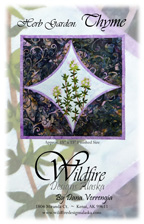 Thyme Pattern Cover