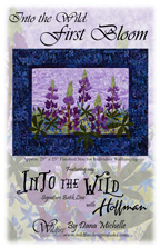 Into the Wild: First Bloom Pattern Cover