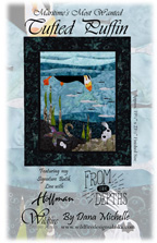 MMW: Tufted Puffin Pattern