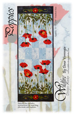 Poppies Pattern Cover