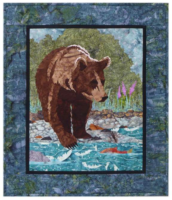 River Run: From the Banks Wallhanging