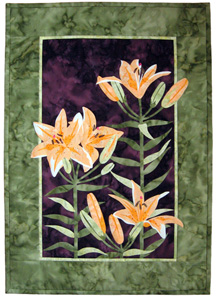 Lily Trinity: Tiger Lily